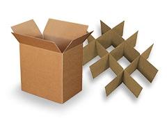 Caixas e Acessórios